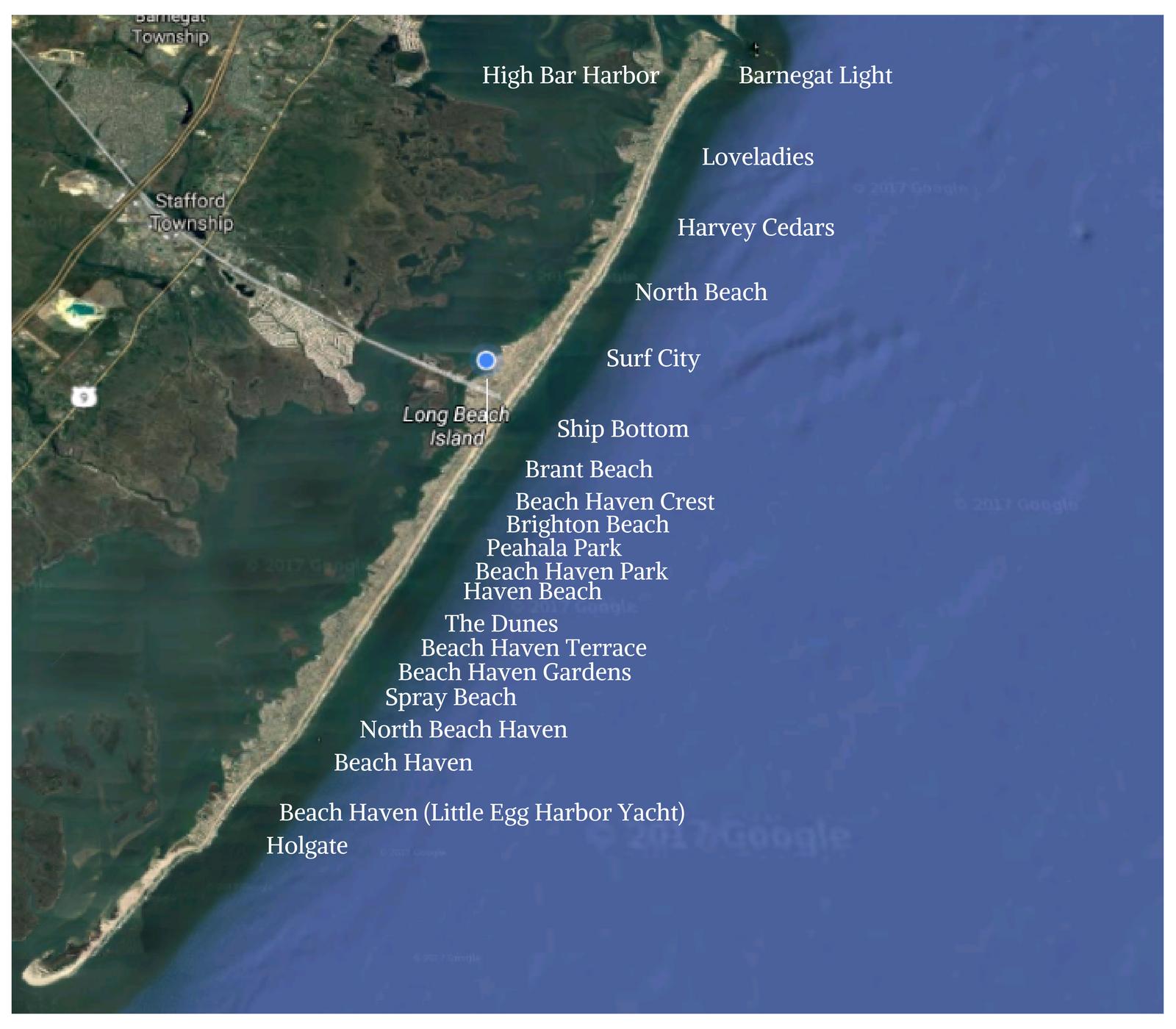 Lbi Nj: LBI Beach Rental Summer Vacation Home In Haven Beach